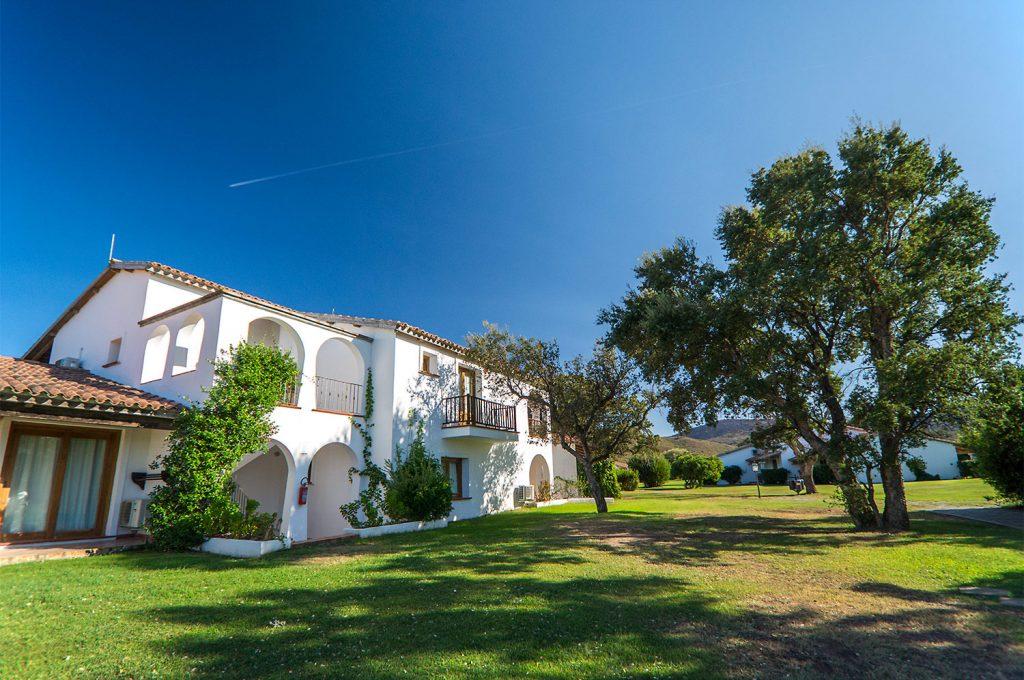 Liscia Eldi Resort San Teodoro Sardegna - Esterno Camere