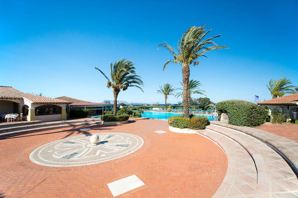 Piscina Liscia Eldi Resort San Teodoro, Sardegna
