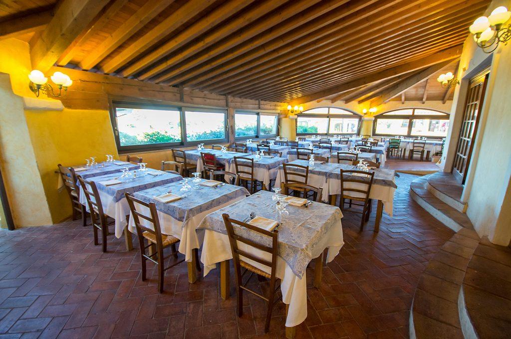 Liscia Eldi Resort, San Teodoro Sardegna - Ristorante