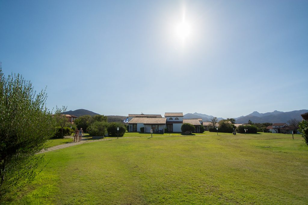 Liscia Eldi Resort San Teodoro Sardegna - Giardini